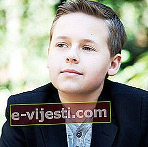 Jackson Brundage: Bio, Tinggi, Berat, Usia, Pengukuran