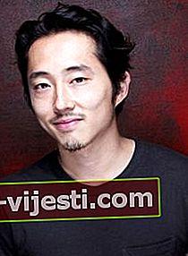 Steven Yeun: Biyo, Boy, Kilo, Yaş, Ölçümler