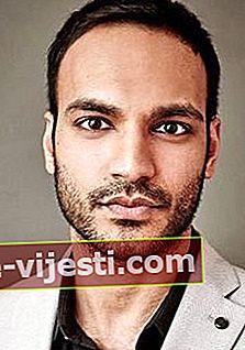 Arjun Gupta (aktor): Bio, Tinggi, Berat, Usia, Pengukuran