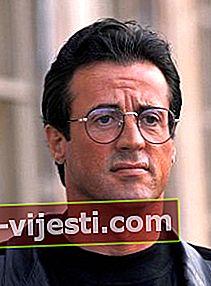 Sylvester Stallone: Bio, Tinggi, Berat, Ukuran