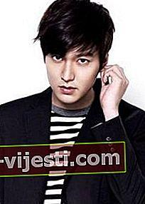 Lee Min-ho: Bio, Tinggi, Berat, Usia, Pengukuran