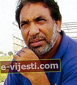 Nayyar Ejaz:バイオ、身長、体重、年齢、測定値