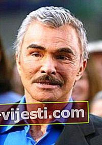 Burt Reynolds: Bio, Tinggi, Berat, Pengukuran