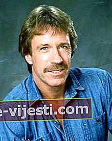 Chuck Norris: Bio, Tinggi, Berat, Pengukuran