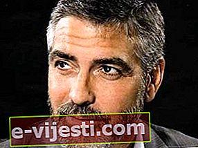 George Clooney: Bio, Tinggi, Berat, Pengukuran