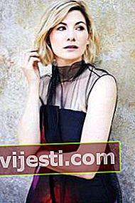 Jodie Whittaker: Bio, Tinggi, Berat, Usia, Pengukuran