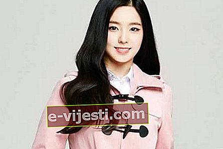 Irene (şarkıcı): Biyo, Boy, Kilo, Yaş, Ölçümler
