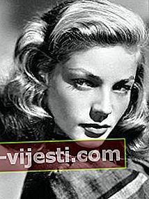 Lauren Bacall: ชีวภาพข้อเท็จจริงส่วนสูงน้ำหนักการวัด