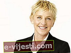 Ellen DeGeneres : 생체, 키, 체중, 나이, 치수