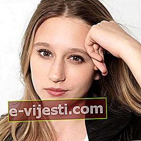 Taissa Farmiga : 생체, 키, 체중, 나이, 치수