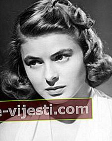 Ingrid Bergman: ชีวภาพส่วนสูงน้ำหนักการวัด