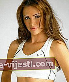Alina Vacariu: ชีวภาพส่วนสูงน้ำหนักอายุการวัด