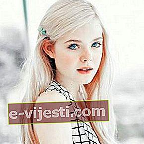 Elle Fanning: Bio, Tinggi, Berat, Usia, Pengukuran