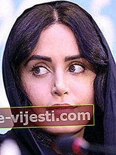 Elnaz Shakerdoost: Bio, Tinggi, Berat, Usia, Pengukuran
