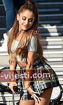 Ariana Grande: Bio, Tinggi, Berat, Usia, Pengukuran