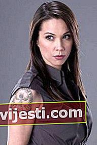 Lexa Doig: Bio, Tinggi, Berat, Pengukuran