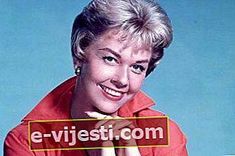 Doris Day: ชีวภาพส่วนสูงน้ำหนักอายุการวัด