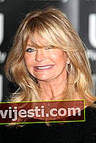 Goldie Hawn: Bio, Tinggi, Berat, Ukuran