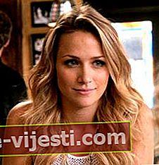 Shantel VanSanten: Bio, Tinggi, Berat, Usia, Pengukuran