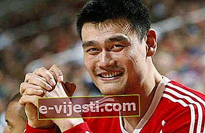 Yao Ming: Bio, Tinggi, Berat, Umur, Ukuran