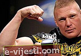 Brock Lesnar: Bio, Tinggi, Berat, Ukuran