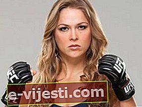 Ronda Rousey: Bio, Tinggi, Berat, Pengukuran