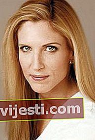 Ann Coulter : 약력, 키, 몸무게, 나이, 치수