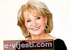 Barbara Walters : 약력, 키, 몸무게, 나이, 치수