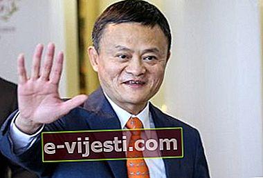 Jack Ma: Bio, Tinggi, Berat, Umur, Kekayaan Bersih