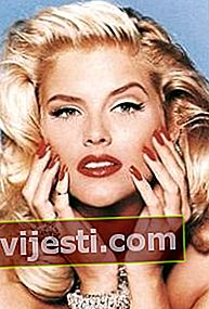 Anna Nicole Smith : 약력, 가족, 키, 몸무게, 치수