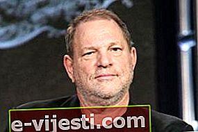 Harvey Weinstein: Bio, Tinggi, Berat, Pengukuran