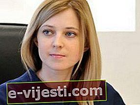 Natalia Poklonskaya: Bio, Tinggi, Berat, Pengukuran