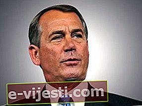 John Boehner: Biografi, Fakta, Usia, Tinggi, Berat