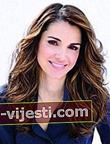 Ratu Rania dari Yordania: Bio, Tinggi, Berat, Pengukuran