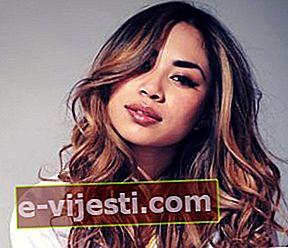 Jessica Sanchez: Biyo, Boy, Kilo, Ölçümler