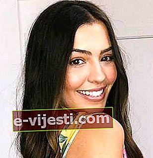 Jessica Andrea: Bio, Tinggi, Berat, Umur, Ukuran