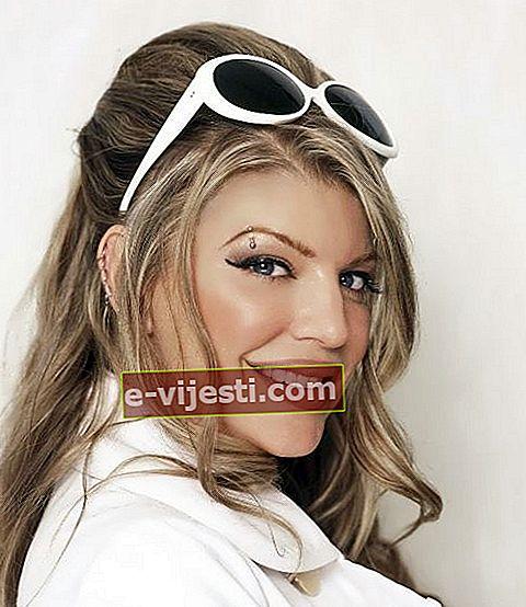 Fergie Duhamel (şarkıcı): Biyo, Boy, Kilo, Yaş, Ölçümler