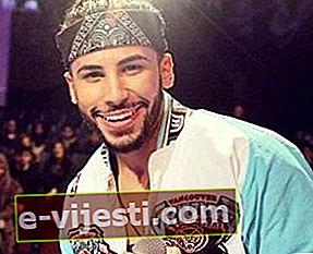 Adam Saleh: Bio, Tinggi, Berat, Pengukuran